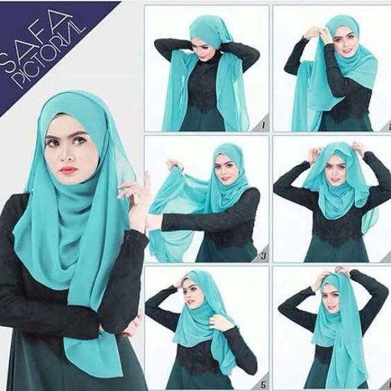 10 Méthodes Pratiques pour Mettre le Hijab