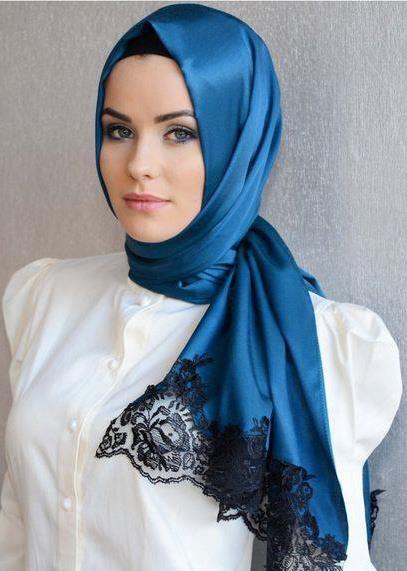 Le Top 8 Des Plus Beaux foulard hijab soirée