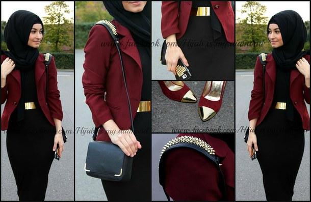 Voici une sélection de Style de hijab Moderne et fashion Tendance cette saison