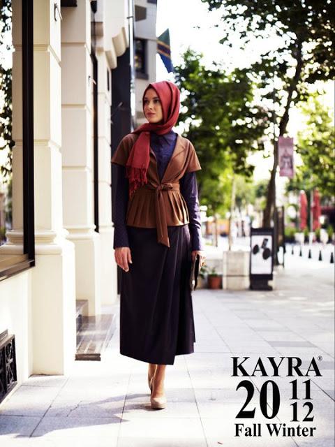 Hijab moderne 2012 2013