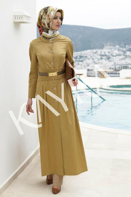 Hijab moderne pour femme active