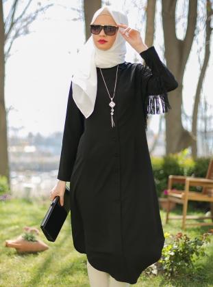 10 Idées de Tunique Longue Pour Hijab